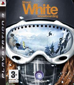 Jaquette de Shaun White Snowboarding PlayStation 3