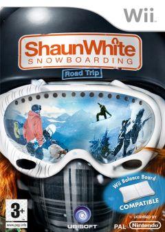 Jaquette de Shaun White Snowboarding Wii