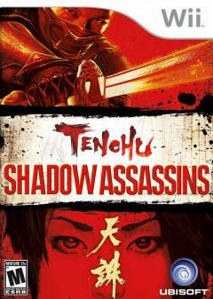 Jaquette de Tenchu Shadow Assassins Wii