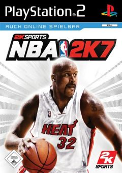 Jaquette de NBA 2K7 PlayStation 2