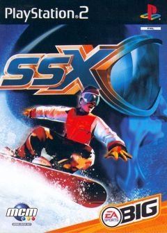 Jaquette de SSX (original) PlayStation 2