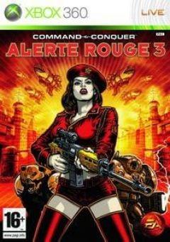 Jaquette de Command & Conquer : Alerte Rouge 3 Xbox 360