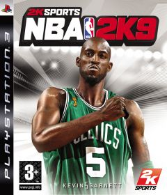 Jaquette de NBA 2K9 PlayStation 3