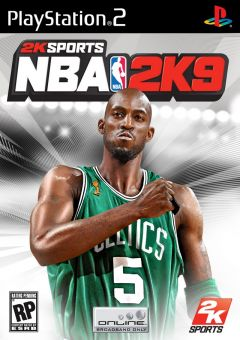 Jaquette de NBA 2K9 PlayStation 2