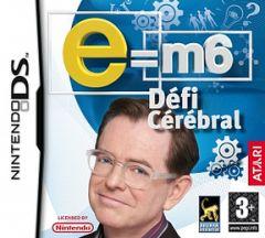 Jaquette de E=M6 Défi Cérébral DS