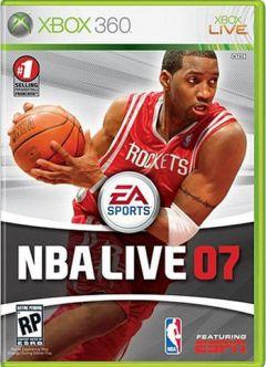 Jaquette de NBA Live 07 Xbox 360