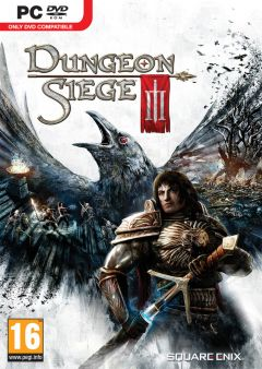 Jaquette de Dungeon Siege III PC
