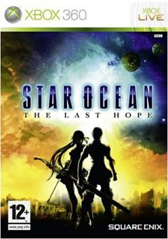 Jaquette de Star Ocean : The Last Hope Xbox 360