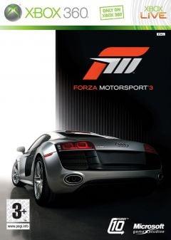 Jaquette de Forza Motorsport 3 Xbox 360