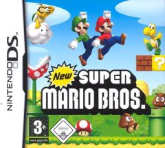 Jaquette de New Super Mario Bros. DS