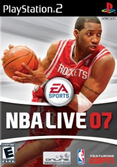 Jaquette de NBA Live 07 PlayStation 2