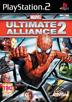 Jaquette de Marvel : Ultimate Alliance 2 PlayStation 2