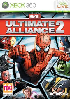 Jaquette de Marvel : Ultimate Alliance 2 Xbox 360