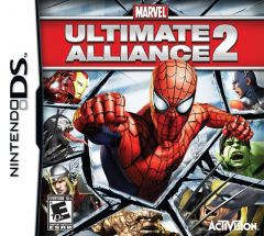 Jaquette de Marvel : Ultimate Alliance 2 DS