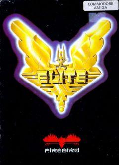 Jaquette de Elite Amiga