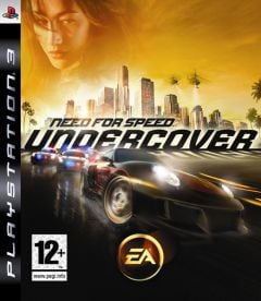 Jaquette de Need For Speed : Undercover PlayStation 3