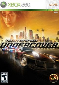 Jaquette de Need For Speed : Undercover Xbox 360