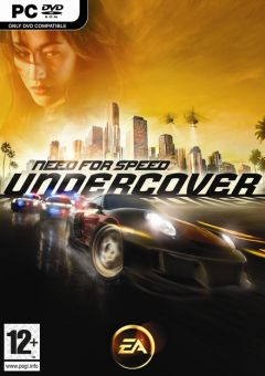 Jaquette de Need For Speed : Undercover PC