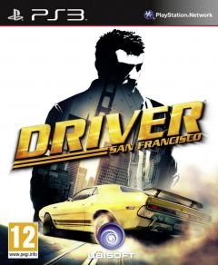 Jaquette de Driver San Francisco PlayStation 3