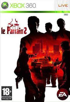 Jaquette de Le Parrain 2 Xbox 360