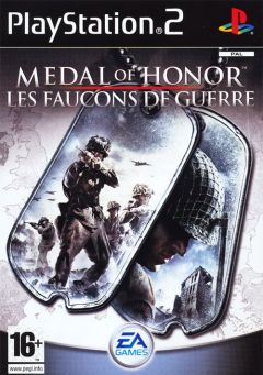 Jaquette de Medal of Honor : Les Faucons de Guerre PlayStation 2