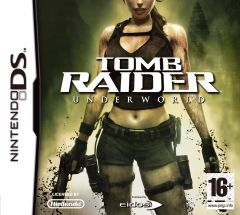 Jaquette de Tomb Raider Underworld DS