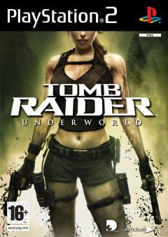 Jaquette de Tomb Raider Underworld PlayStation 2