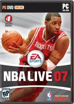 Jaquette de NBA Live 07 PC
