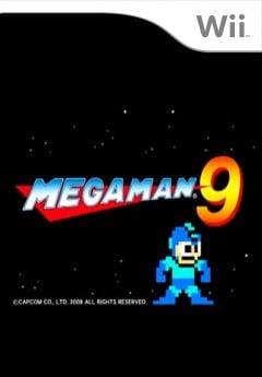 Jaquette de Mega Man 9 Wii