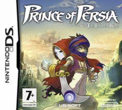 Jaquette de Prince of Persia DS