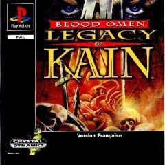 Jaquette de Blood Omen : Legacy of Kain PlayStation