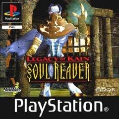 Jaquette de Legacy of Kain : Soul Reaver PlayStation