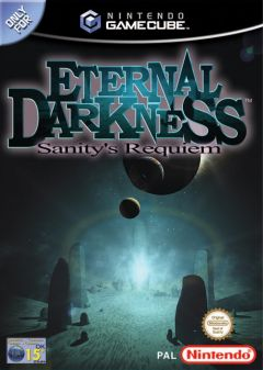 Jaquette de Eternal Darkness : Sanity's Requiem GameCube