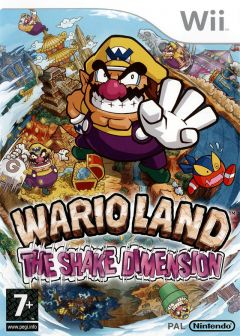 Jaquette de Wario Land : The Shake Dimension Wii