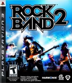 Jaquette de Rock Band 2 PlayStation 3