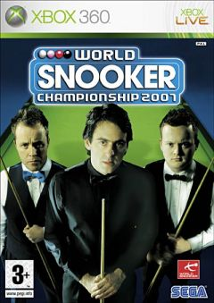 Jaquette de World Snooker Championship 2007 Xbox 360