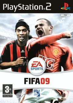 Jaquette de FIFA 09 PlayStation 2