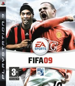 Jaquette de FIFA 09 PlayStation 3