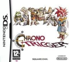 Jaquette de Chrono Trigger DS