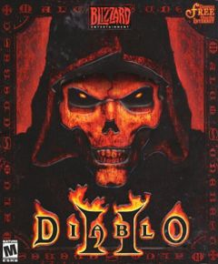 Jaquette de Diablo II PC