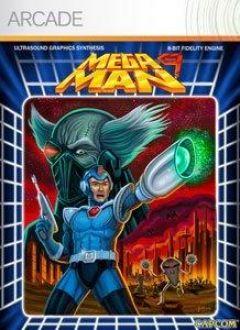 Jaquette de Mega Man 9 Xbox 360