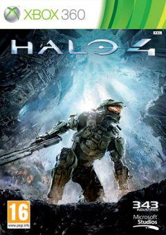 Jaquette de Halo 4 Xbox 360