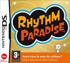 Jaquette de Rhythm Paradise DS
