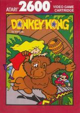 Jaquette de Donkey Kong Atari 2600