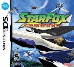 Jaquette de StarFox Command DS
