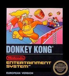 Jaquette de Donkey Kong NES