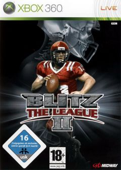 Jaquette de Blitz : The League II Xbox 360