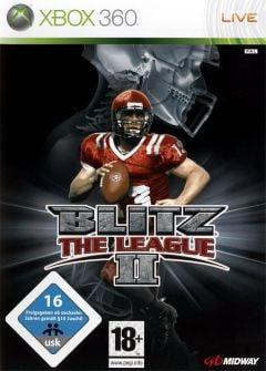 Jaquette de Blitz : The League II Xbox 360
