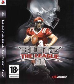 Jaquette de Blitz : The League II PlayStation 3