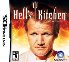 Jaquette de Hell's Kitchen DS